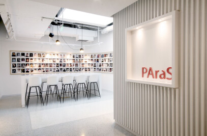 A multifunctional space for PAraS model agency