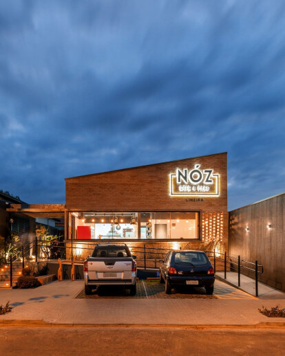 Nóz Cafe & Bakery