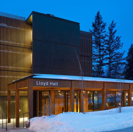 Lloyd Hall Renovation, Banff Centre for Art and Cr