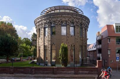 Residential complex Plantsoen in Leiden