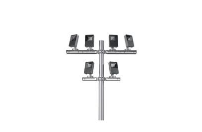 MultiPlatea wall mounted/ pole mounted