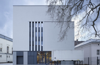 Rehearsal Stage Center of the Deutsche Theater