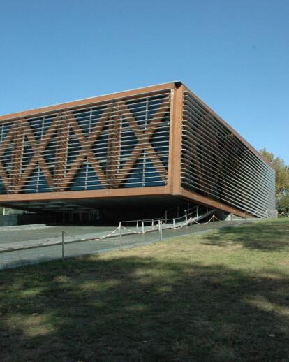Pavilhão Da Água / Water Pavilion