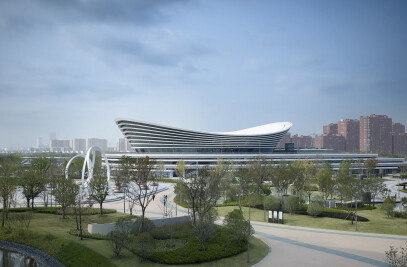 Suzhou Olympic Sports Center