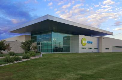 Sun Metro Operations & Maintenance Facility