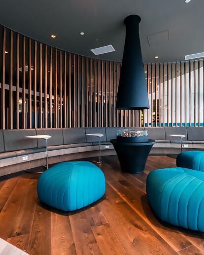 University of Waterloo Tenant Lounge