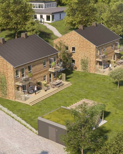 Modular Housing For Those with Dementia