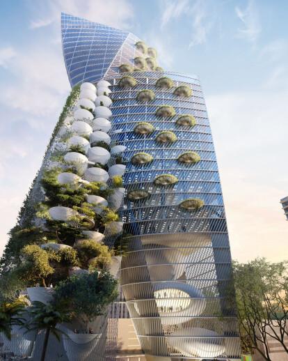 BCDA Iconic Building