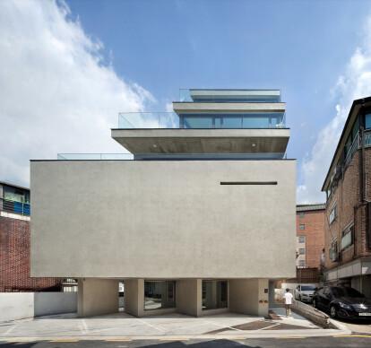 [Sky ground]Sinsa-dong Office Complex