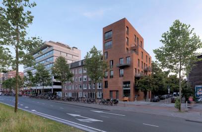 Wibautstraat Amsterdam