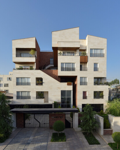 210 Residential Apartment