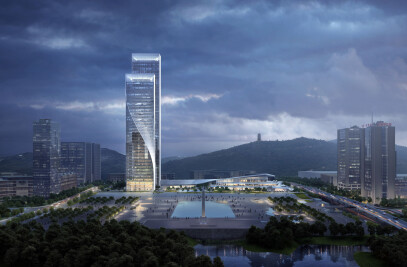 Chongqing Gaoke Group Ltd Office Project