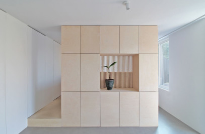 Tiny house for a tall guy