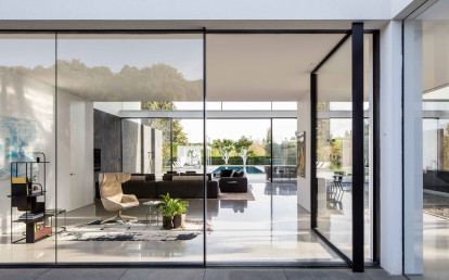 F House by Pitsou Kedem Architects -