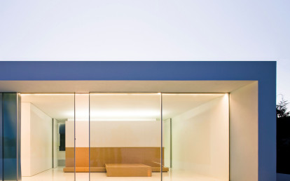 Atrium House by Fran Silvestre Arquitectos -