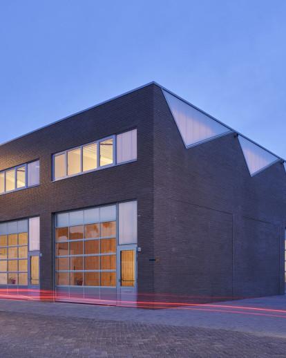 Industrial building rozenburg