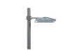UFO pole mounted 423x423mm