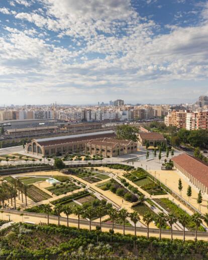 Valencia Parque Central
