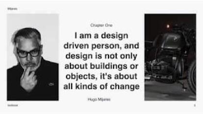 4 Projects- Hugo Mijares