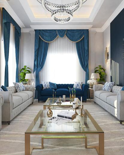 Modern Luxury House Interior Design