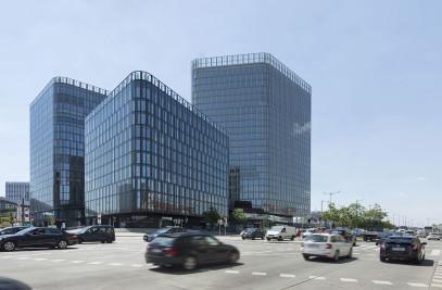 Office Complex THE ICON VIENNA