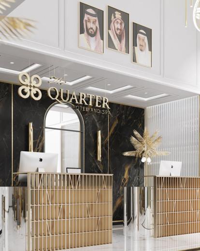 Quarter Hotel