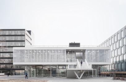 Gerrit Rietveld Academy and Sandberg Institute