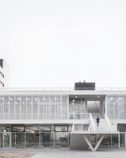 Gerrit Rietveld Academy and Sandberg Institute