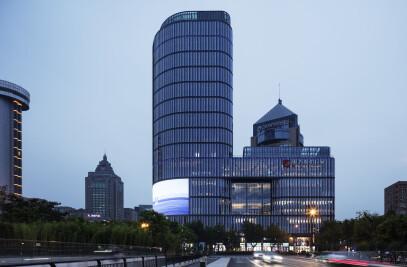 GDA Plaza in Hangzhou
