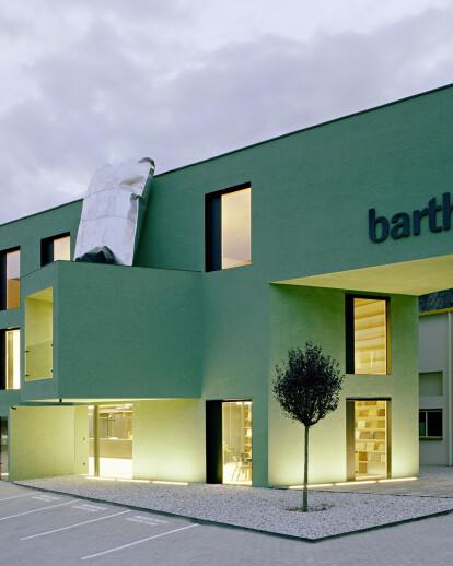 Office Sculpture, Barth Interior Construction