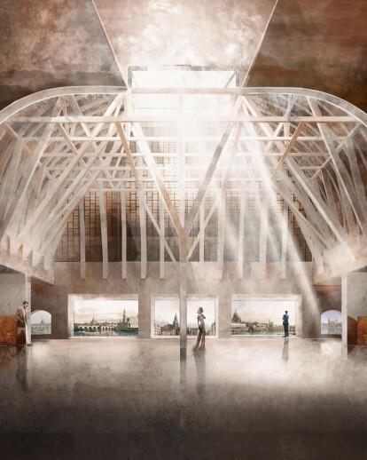 Japanisches Palais—The Kunstkammer