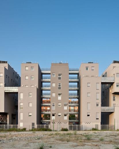 90 dwellings in Vicálvaro, Madrid