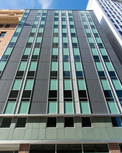 The Pythian Apartments