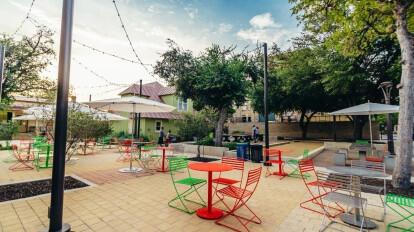 Hemisfair: Where San Antonio meets