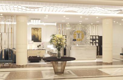 Iris Boutique Hotel Design - Riyadh