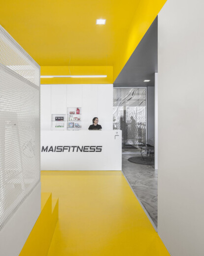 Mais Fitness Fitness Club