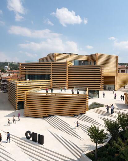 OMM: Odunpazari Modern Art Museum