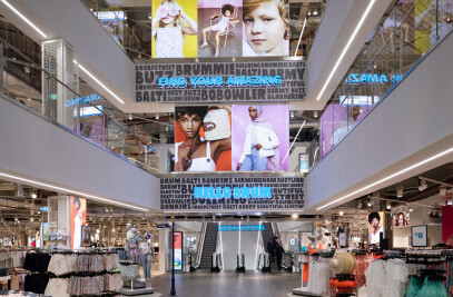 The largest Primark store in the world