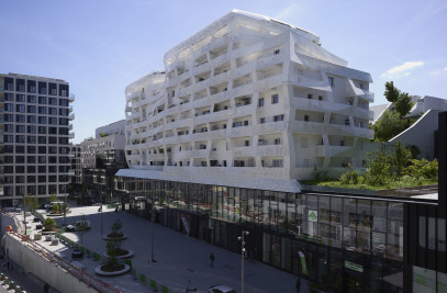 Clichy-Batignolles Eco-District