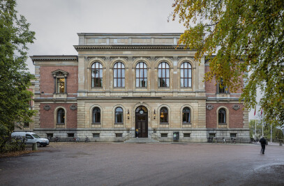 Uppsala University Main Building