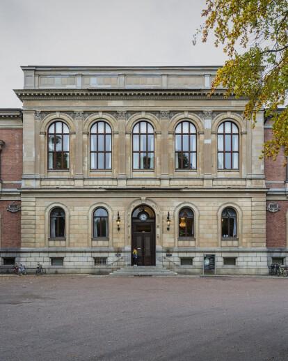 Uppsala University Main Building
