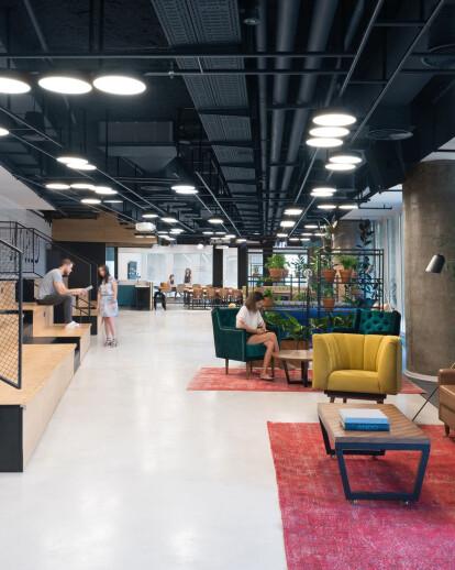 IronSource HQ