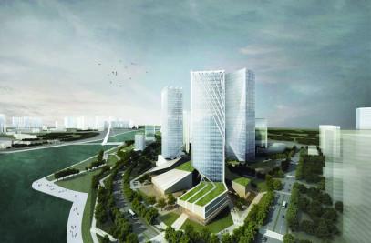 Huafa Square Planning
