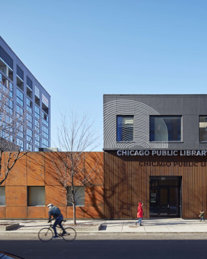 Chicago Public Library – West Loop Branch