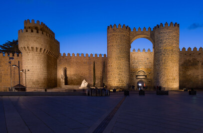 A new lighting system for the historic centre of A