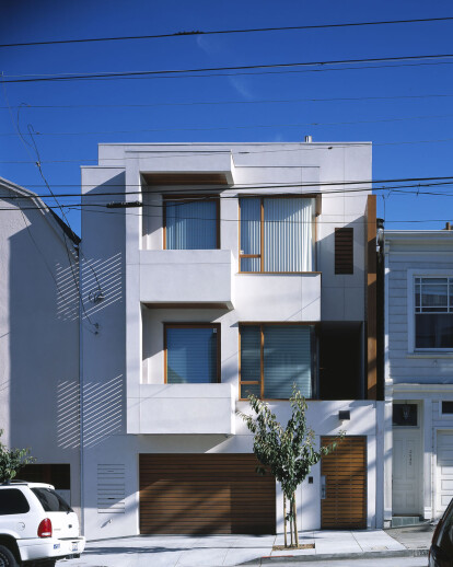 Cow Hollow Residence