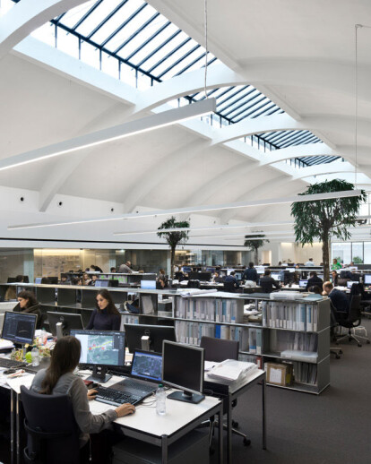 One Works Headquarters in Milan