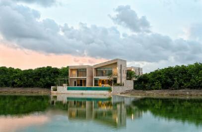 Cancun House