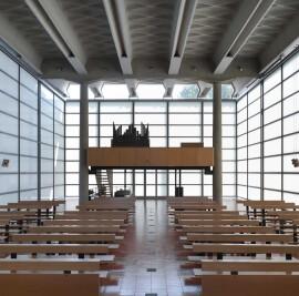 Baranzate's Glass Church