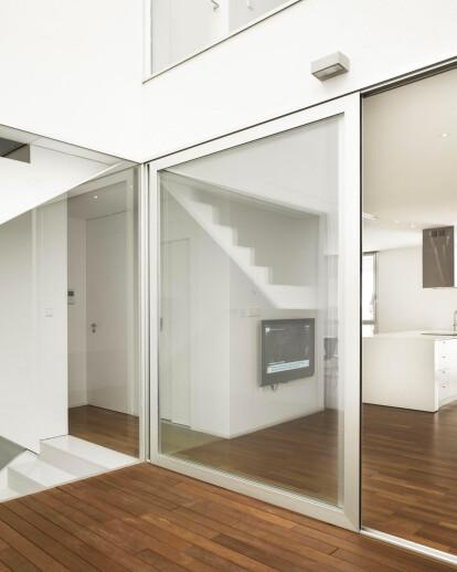 Casa Soro: Urban Patio House